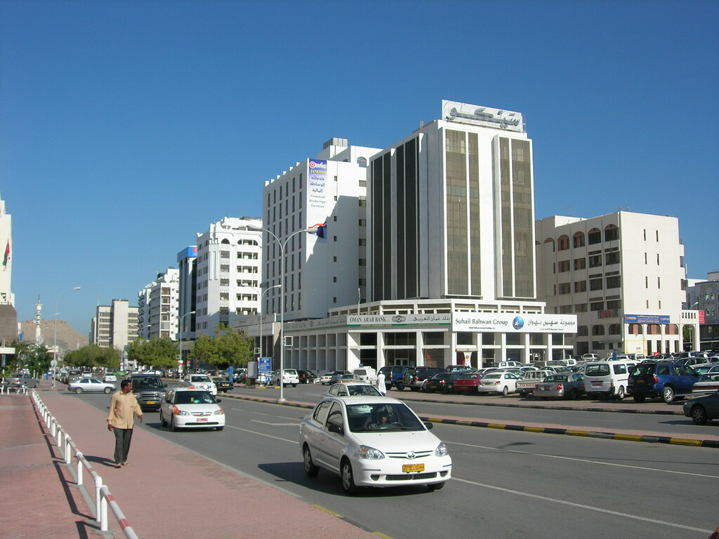 Downtown Muscat  Travel Aficionado  Flickr