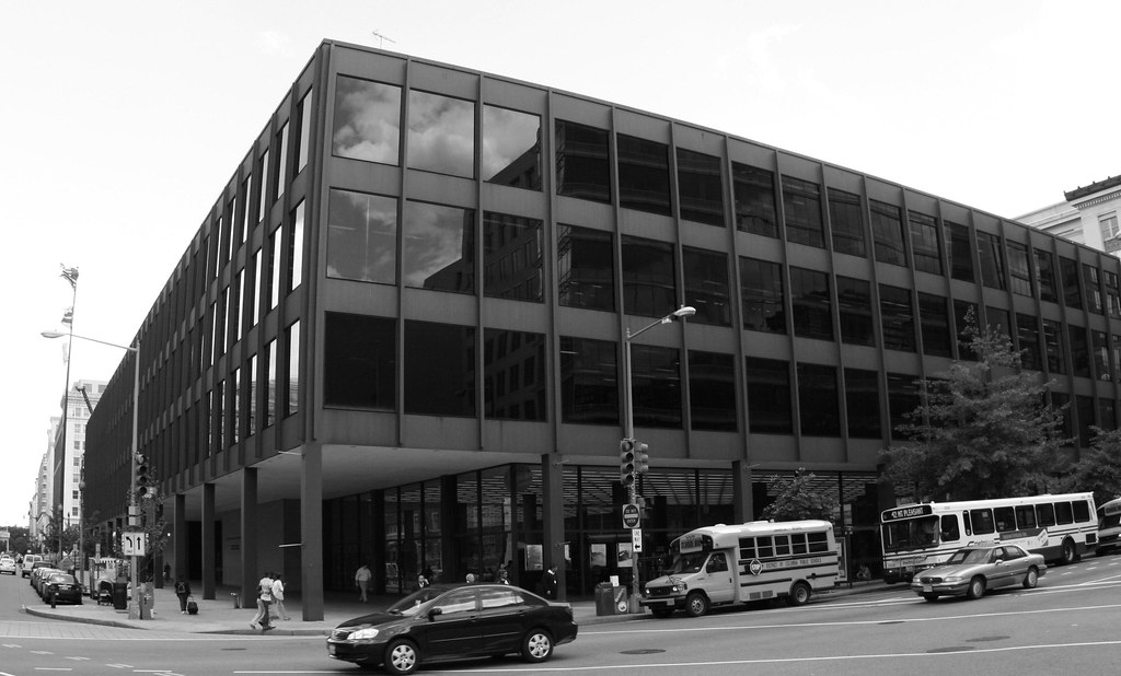 Ludwig Mies van der Rohe Building  Did You Know The MLK