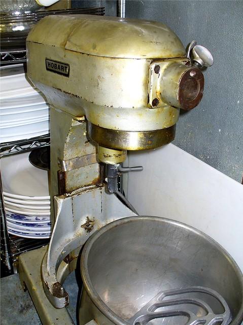 Hobart Model A200 Commercial Mixer Precursor to the Kitc