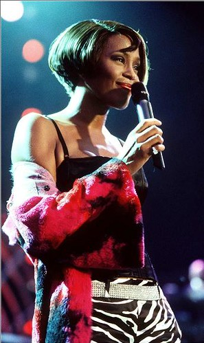 Whitney Houston In Germany 1999 I Took This Photo When