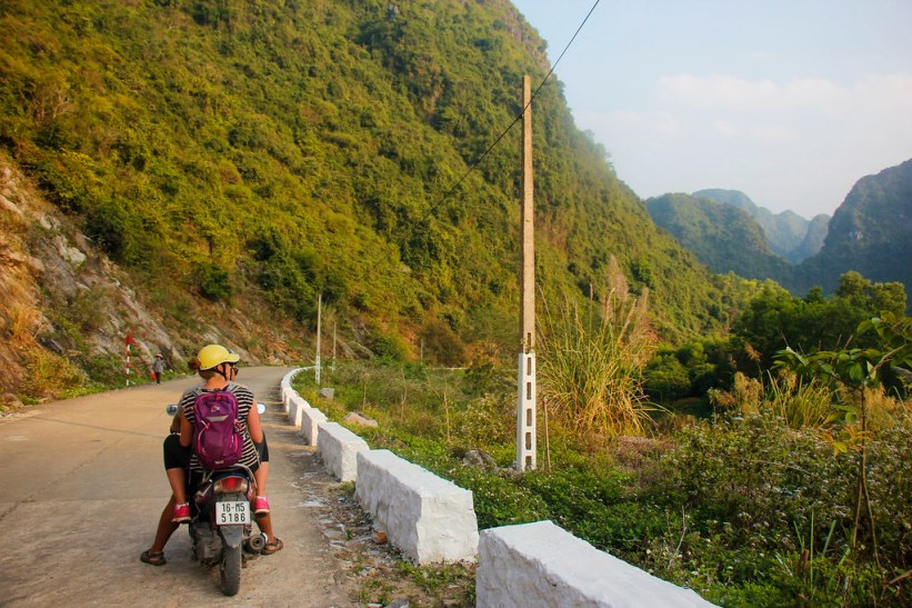 backpacking i Vietnam
