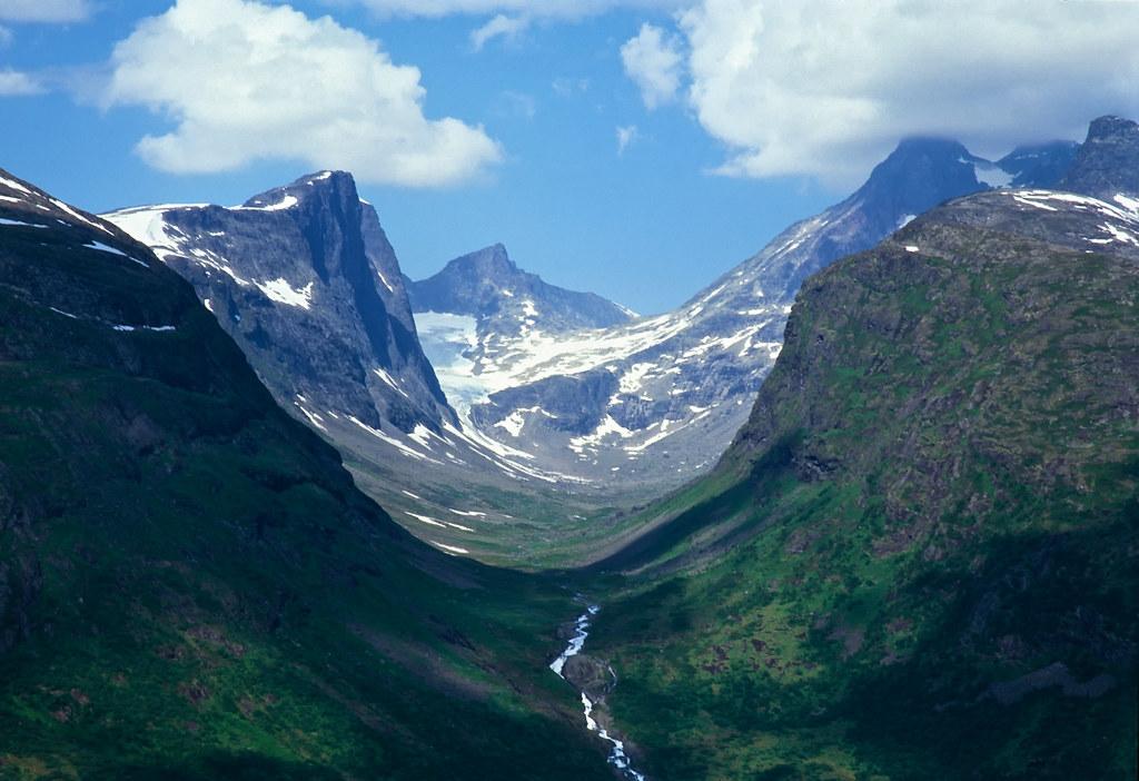 Summer in Midtmaradalen Norway  Trekking down Utladalen a  Flickr