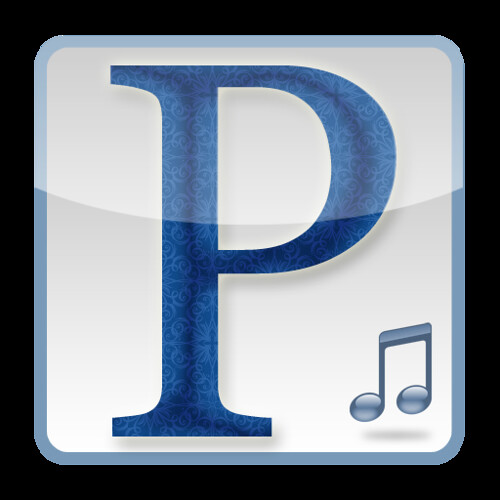 Pandora A Large Icon For Pandora The Online Music Radio S Flickr