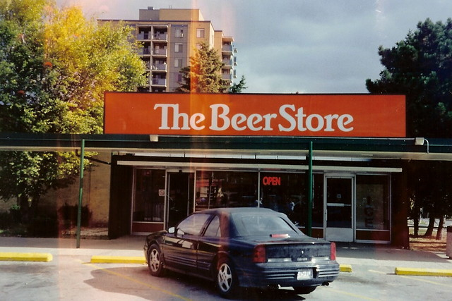 The Beer Store, Richmond Hill, Ontario