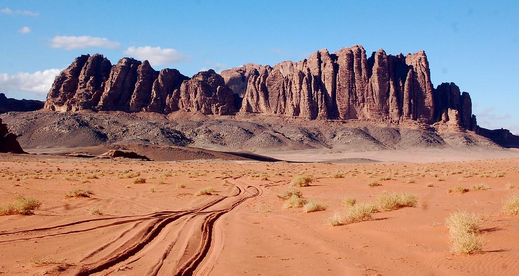 نتيجة بحث الصور عن The Pillars of Wisdom, Wadi Rum