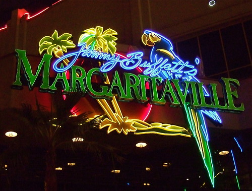 Jimmy Buffetts Margaritaville Las Vegas  Not sure if