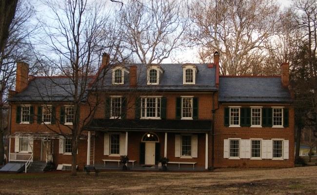 Wheatland President James Buchanan House The House Was