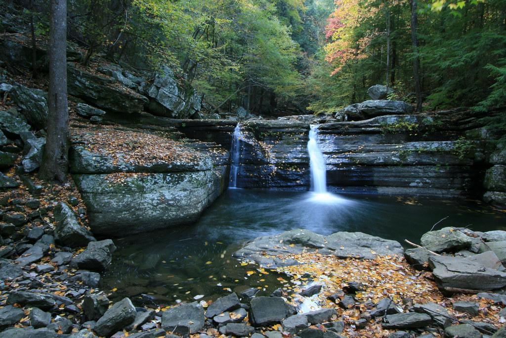 lower waterfall falling water creek picket gulf hamilton c  Flickr