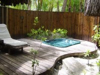 Private Jacuzzi - Garden Bungalow | The garden bungalows ...
