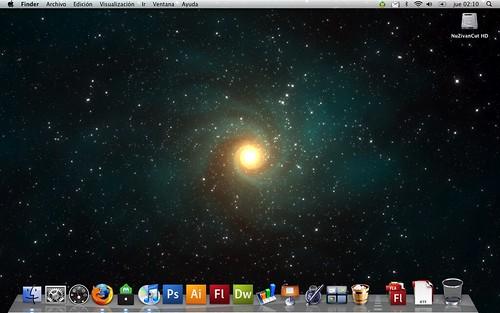Macbook Pro Wallpaper Hd Escritorio Mac Mi Escritorio De Mac Os X Leopard
