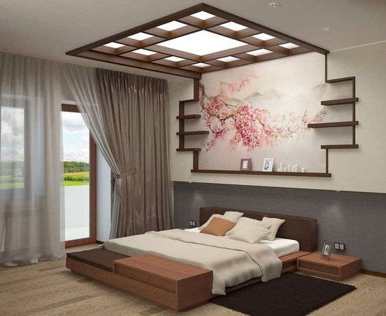 Stunning Japanese Bedroom Design Ideas 2