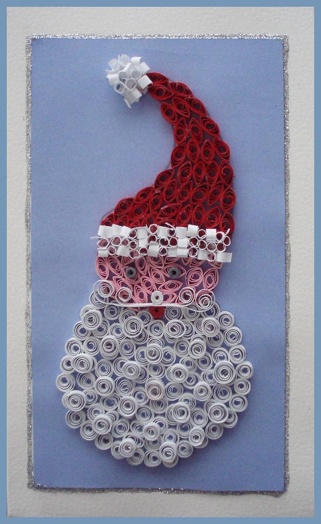 Handmade Christmas Card Merry Christmas To All O