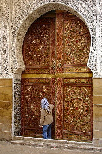 Puertas Y Arquitecturas Arabes Manuel Y Yuly Flickr
