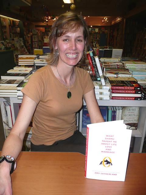 Amy Sutherland Amy Sutherland Author Of What Shamu