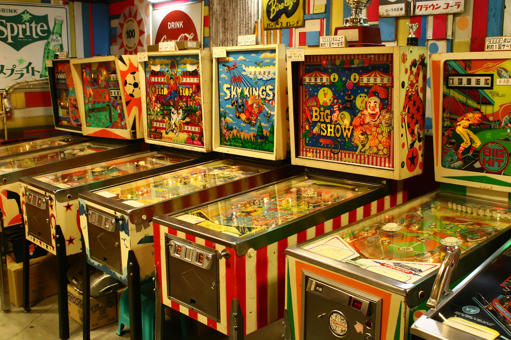 Wipeout Hd Wallpaper Vintage Gottlieb Pinball Machines Holy Crap There S