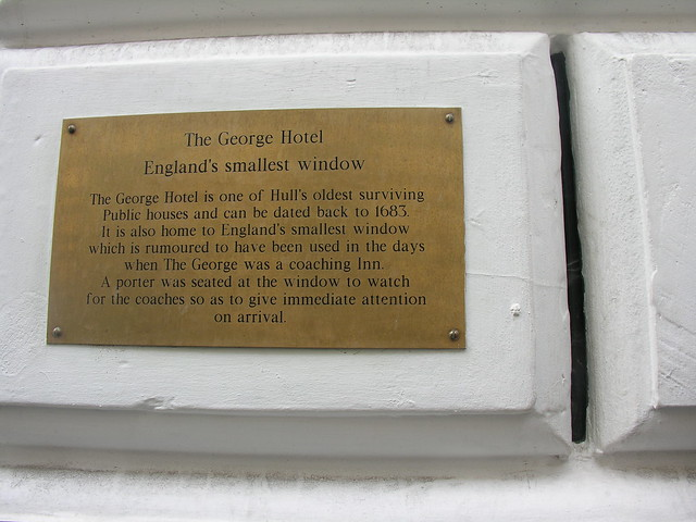 England S Smallest Window Flickr Photo Sharing