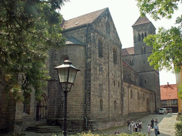 Quedlinburg Stiftskirche Flickr Photo Sharing