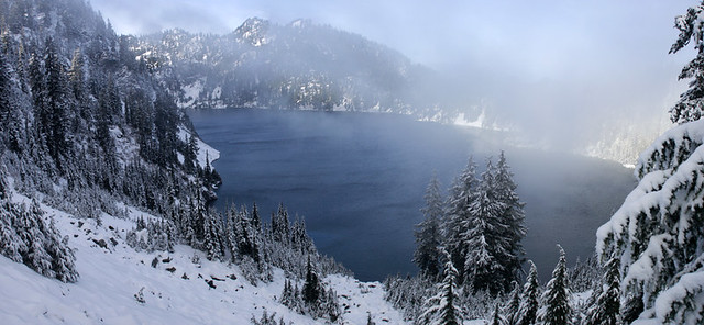 3d Wallpaper Near Me Snow Lake In Winter Coat Panoramic Went On A Hike To