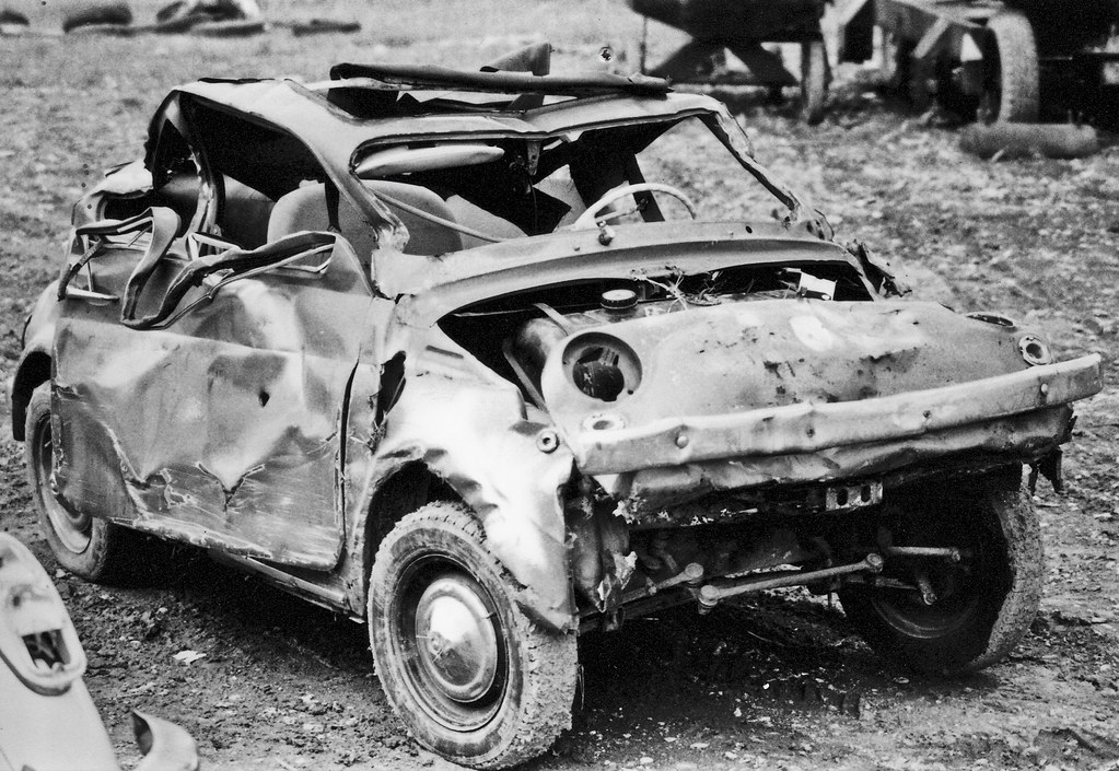 Fiat 500 When You Read About A Car Crash In Which Two