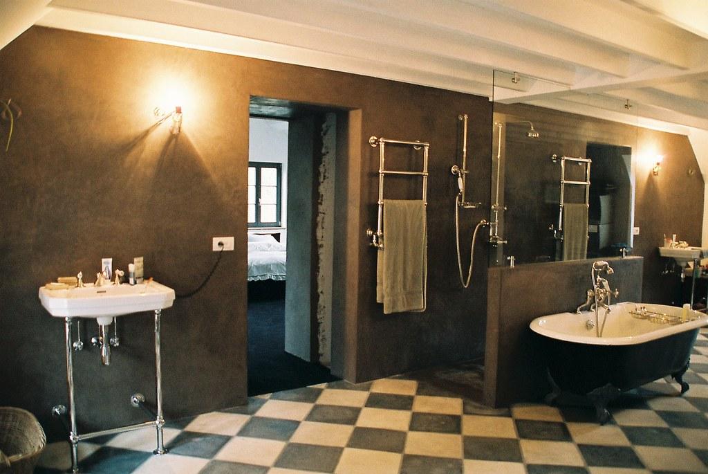 Tadelakt Salle De Bain Moderne - Décoration de maison idées de ...