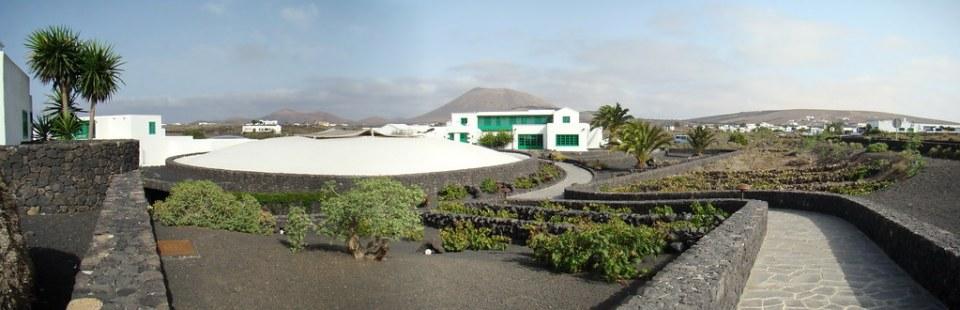 vista de Casa-Museo del Campesino San Bartolome Lanzarote 12