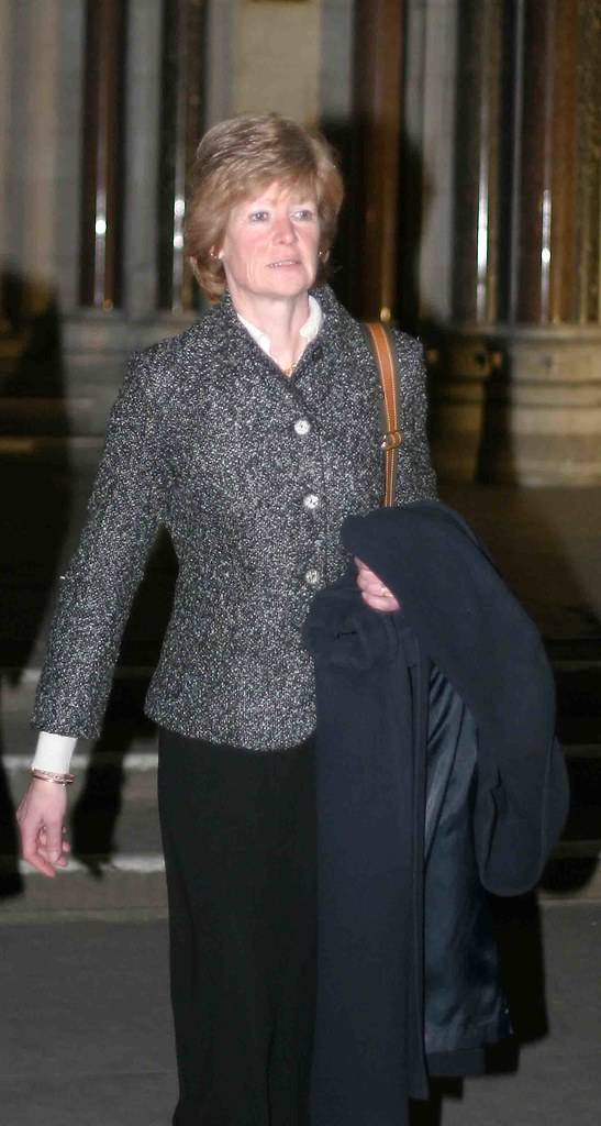 Lady Sarah McCorquodale  Lady Sarah McCorquodale leaving th  Flickr