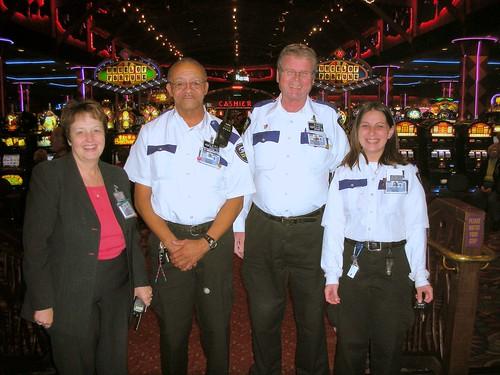 18 Strangers Security Guards at Harrahs Cherokee Casi  Flickr