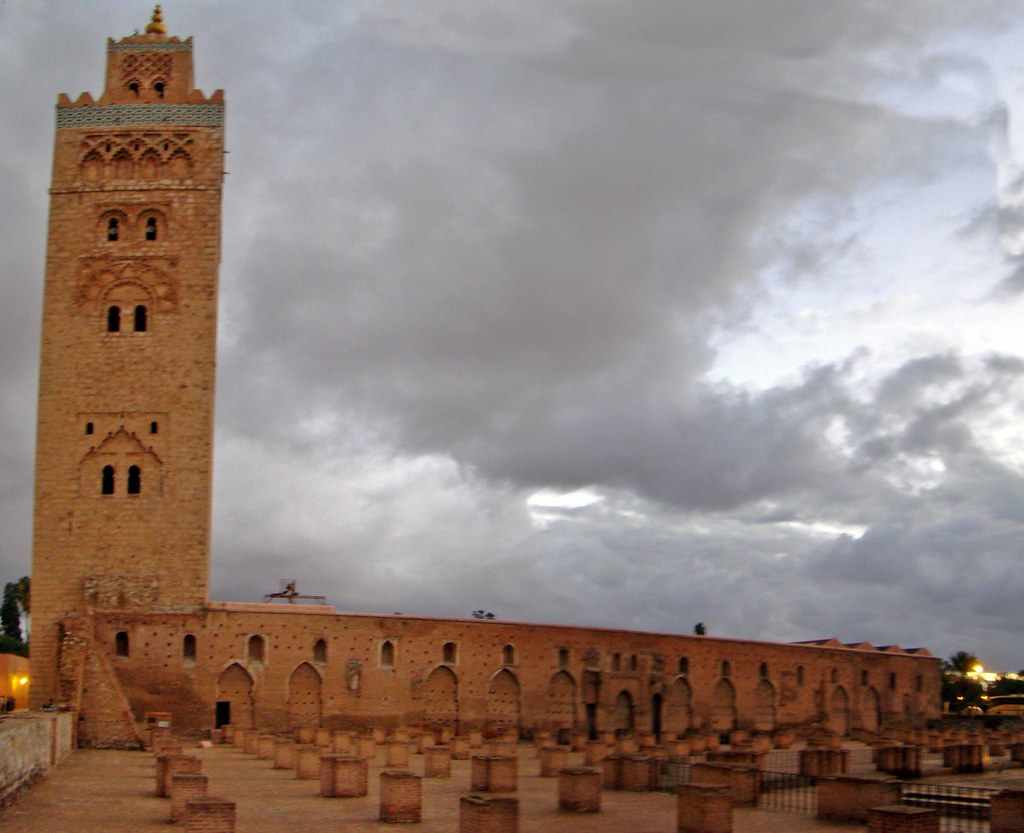 Marruecos Mezquita de Kutubia Marrakech 04