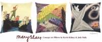 Mary Blair Disney Art Pillows | MARY BLAIR CONCEPT ART ...