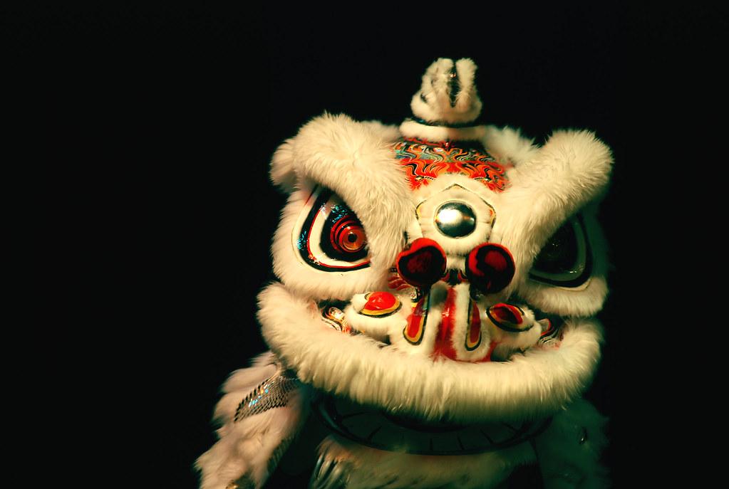 Lion Dance Chinese Lantern Festival Christchurch New