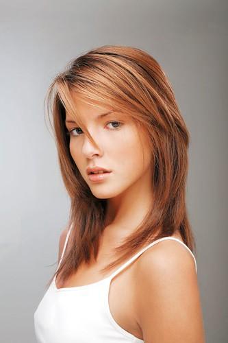 Maureen Labbe Finalista Elite Model Look 2007 Foto Por