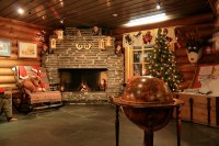 Old Santa's living room | Rovaniemi - Finland Santa Claus ...