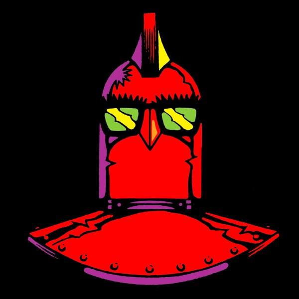 Robot Head Logo