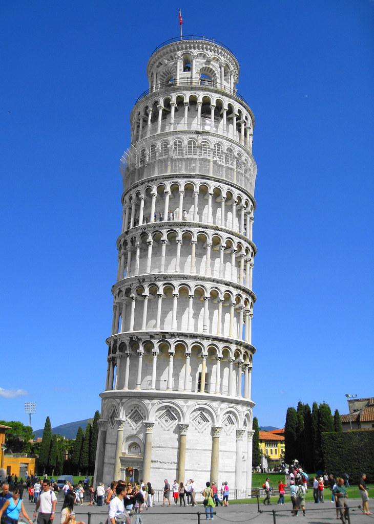 Torre pendente di Pisa  torreduomopisaitindex_eng