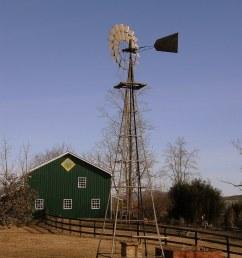 aermotor windmill kangaroo conservation center dahloneg [ 768 x 1024 Pixel ]