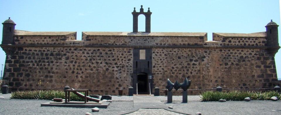 Castillo de San Gabriel Arrecife Lanzarote 20