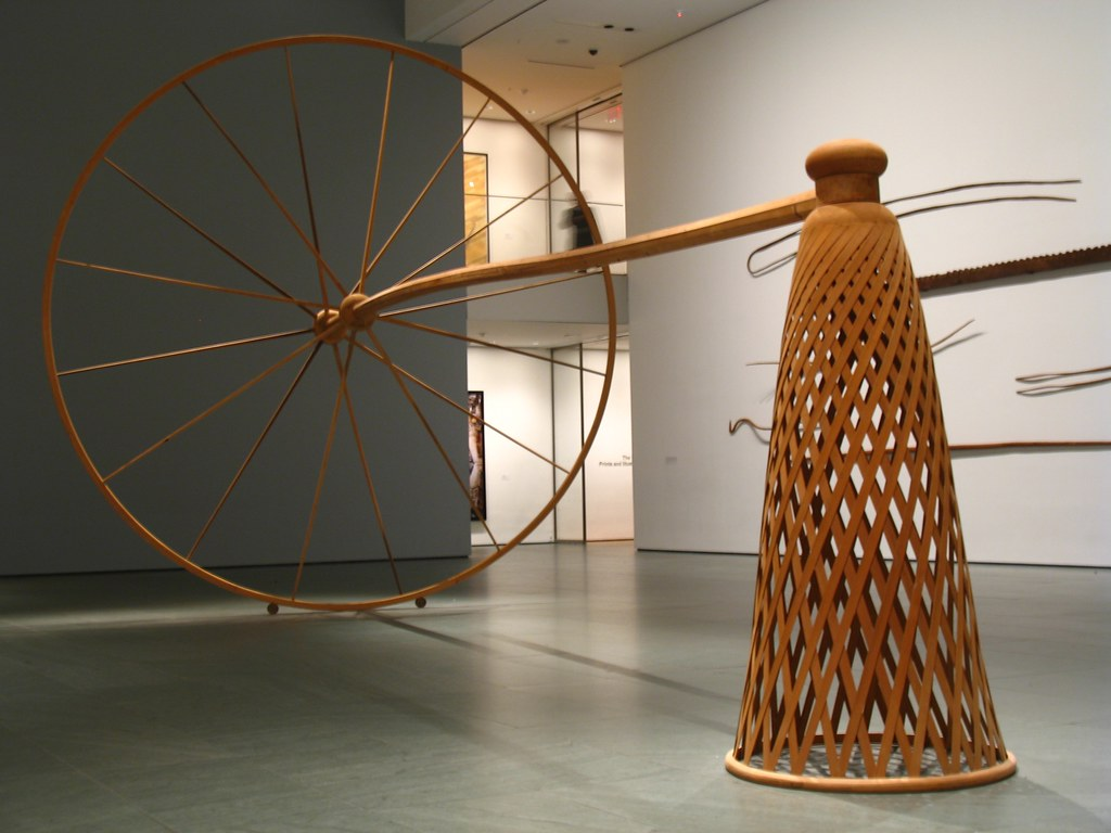 Martin Puryear at MoMA  Desire 1981 Some of Martin