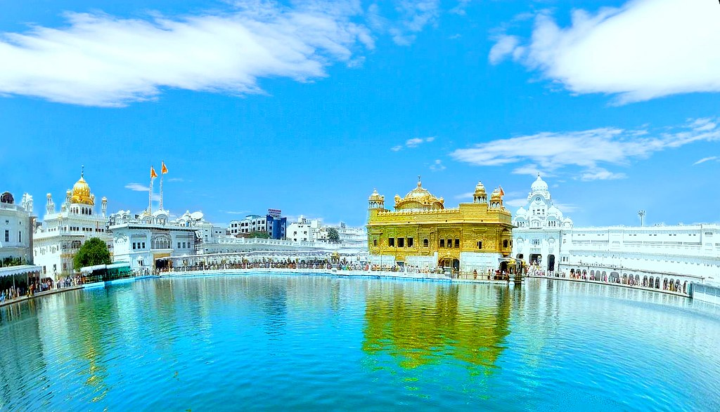 Amritsar 3d Wallpaper Darbar Sahib Golden Temple Amritsar Punjab India Flickr