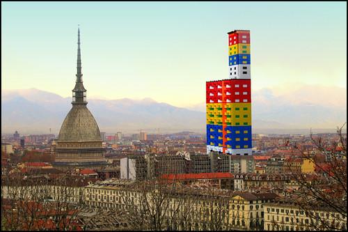 Lucia Forte sfida Renzo Piano dicendo Lego il mio nome