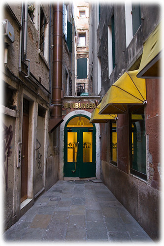 McDonalds In Venice Italy McDonalds In Venice More