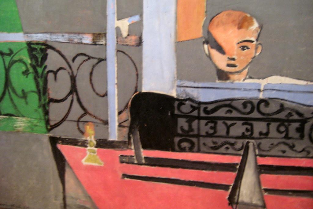 NYC  MoMA Henri Matisses The Piano Lesson  The Piano