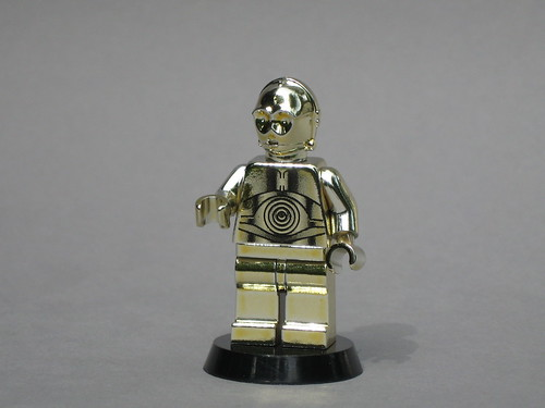 Chrome Gold C 3PO One Last Goodie To Make All The