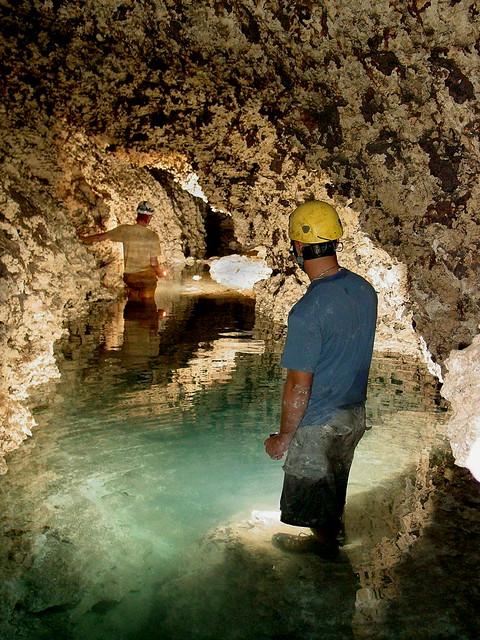 Floridas Underground Aquifer Passage  Lee and Robert