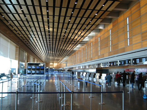 Bosotn Logan Terminal E