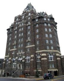 Banff Springs Hotel Historic