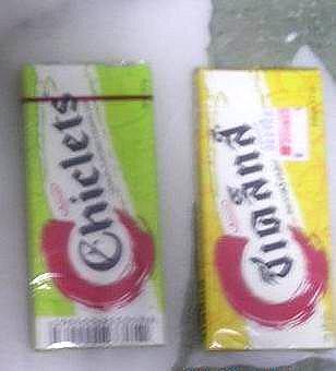 芝蘭口香糖@old school style   沒錯!!! 在青黃箭之前 小時後的口香糖就是芝蘭口香糖啦!!!! 在泰…   Flickr