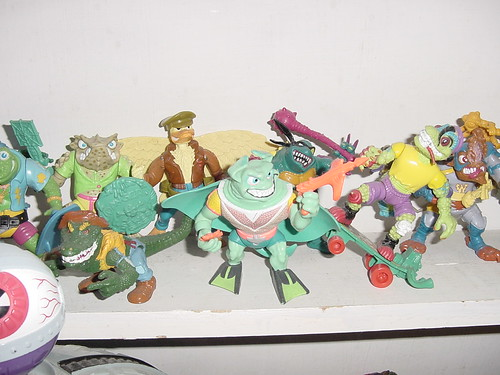 TMNT Action Figure Collection  Mighty Mutanimals  Flickr