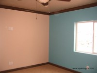 Choosing a color for an Accent Wall - 56   Adding color to ...