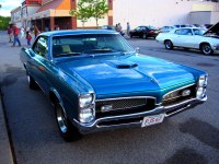 1967 Pontiac GTO | This is a very sharp looking Pontiac ...