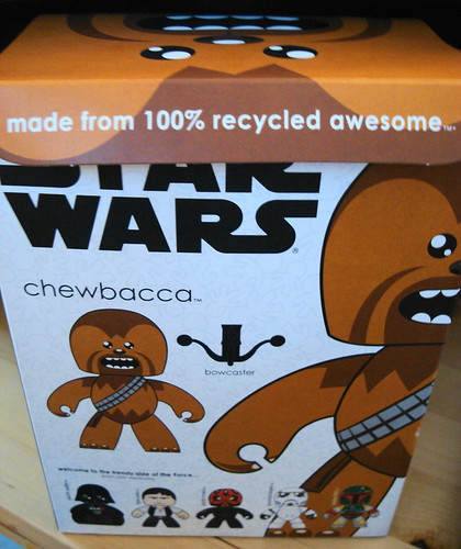 Made From 100% Recycled Awesome!!  Damn Skippy